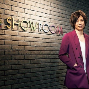 前田裕二 showroom